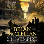 Sins of Empire by  Brian McClellan audiobook