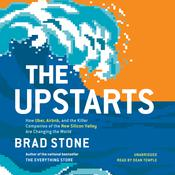 The Upstarts by  Brad Stone audiobook