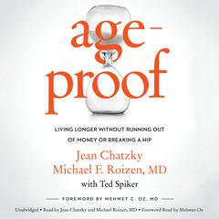 AgeProof by Jean Chatzky audiobook