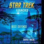 Legacies #2: Best Defense by  David Mack audiobook