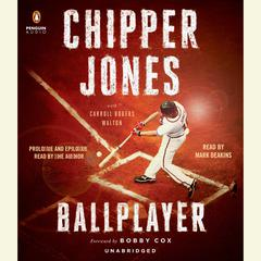 Ballplayer by Chipper Jones audiobook