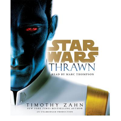 Thrawn: Treason (Star Wars) by Timothy Zahn audiobook
