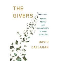 The Givers by David Callahan audiobook