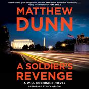 A Soldier's Revenge by  Matthew Dunn audiobook