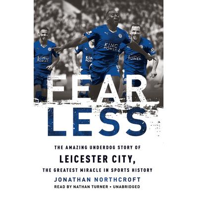 Fearless by Jonathan Northcroft audiobook