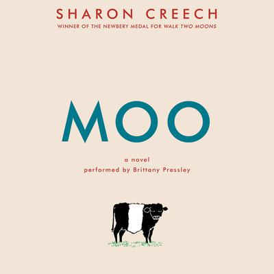 Moo by Sharon Creech audiobook
