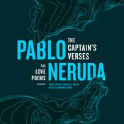 The Captain's Verses by  Pablo Neruda audiobook