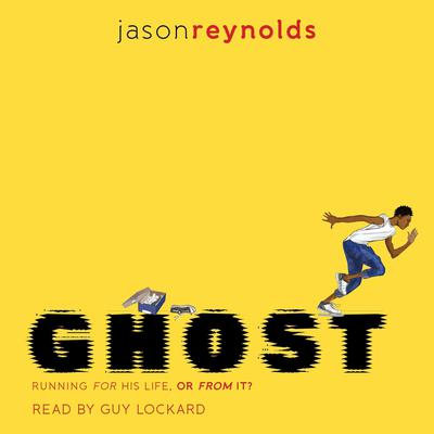 Ghost by Jason Reynolds audiobook