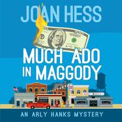 Much Ado in Maggody by  Joan Hess audiobook