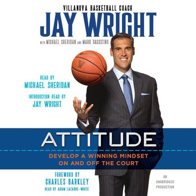 Attitude by Jay Wright audiobook