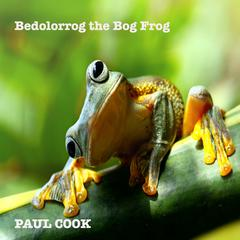Bedolorrog the Bog Frog by Paul Cook audiobook