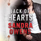 Jack of Hearts by  Sandra Owens audiobook
