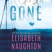Gone by  Elisabeth Naughton audiobook