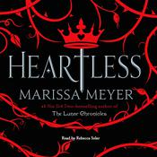 Heartless by  Marissa Meyer audiobook