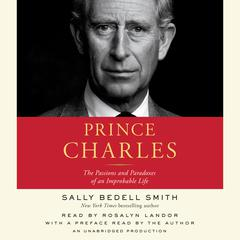 Prince Charles by Sally Bedell Smith audiobook
