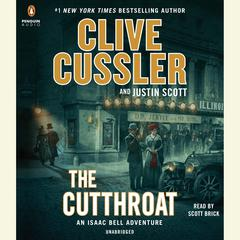 The Cutthroat by Clive Cussler, Justin Scott