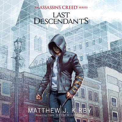 Last Descendants by Matthew J. Kirby audiobook