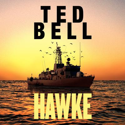 Hawke by Ted Bell audiobook