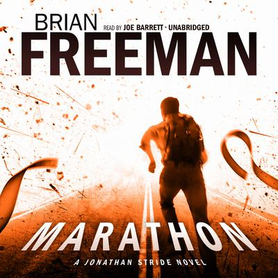 Marathon by Brian Freeman audiobook