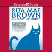 Whisker of Evil by  Rita Mae Brown audiobook