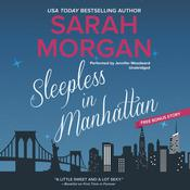 Sleepless in Manhattan by  Sarah Morgan audiobook