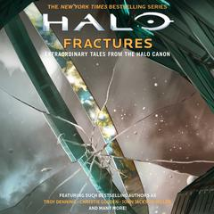 HALO: Fractures by various authors audiobook
