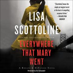 Everywhere That Mary Went by Lisa Scottoline audiobook