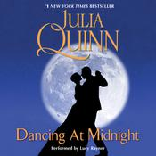 Dancing at Midnight by  Julia Quinn audiobook
