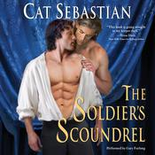 The Soldier's Scoundrel by  Cat Sebastian audiobook