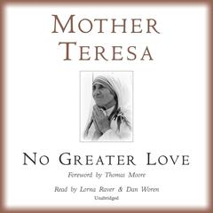 No Greater Love by Mother Teresa audiobook
