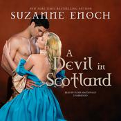 A Devil in Scotland by  Suzanne Enoch audiobook