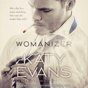 Womanizer by  Katy Evans audiobook