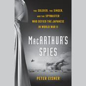MacArthur's Spies by  Peter Eisner audiobook