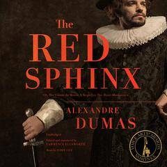 The Red Sphinx by Alexandre Dumas audiobook