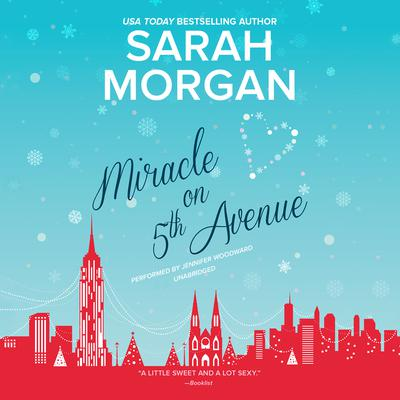 Miracle on 5th Avenue by Sarah Morgan audiobook