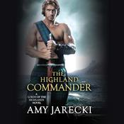 The Highland Commander by  Amy Jarecki audiobook