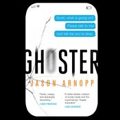 Ghoster by  Jason Arnopp audiobook