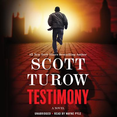 Testimony by Scott Turow audiobook