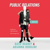 Public Relations by  Katie Heaney audiobook