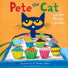 Pete the Cat and the Missing Cupcakes by Kimberly Dean audiobook