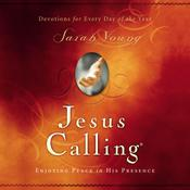 Jesus Calling Updated and Expanded Edition by  Sarah Young audiobook
