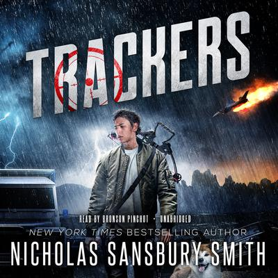 Trackers by Nicholas Sansbury Smith audiobook