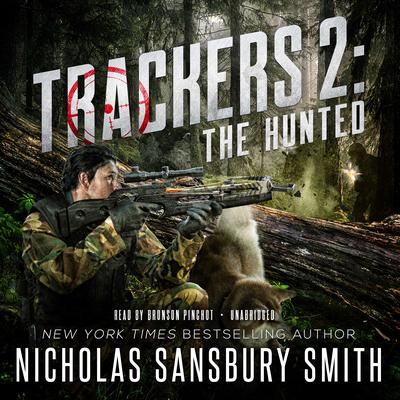 Trackers 2: The Hunted by Nicholas Sansbury Smith audiobook