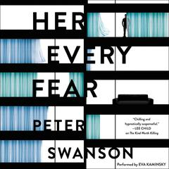 Her Every Fear by Peter Swanson audiobook