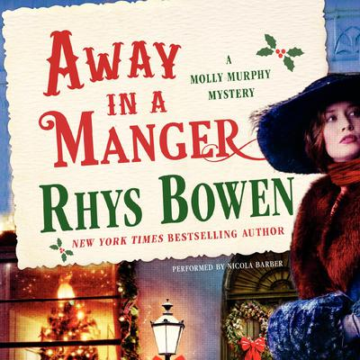 Away in a Manger by Rhys Bowen audiobook