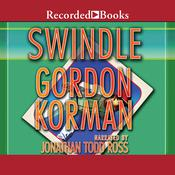Swindle by  Gordon Korman audiobook