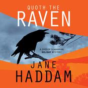 Quoth the Raven by  Jane Haddam audiobook