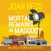 Mortal Remains in Maggody by  Joan Hess audiobook
