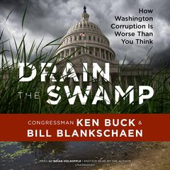 Drain the Swamp by Ken Buck audiobook
