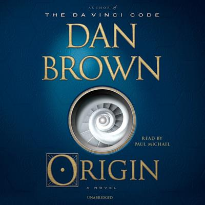 Origin by Dan Brown audiobook